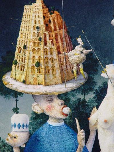 Nákupčí věží