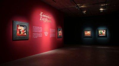 Výstava v YU-HSIU MUSEUM of ART 2018,